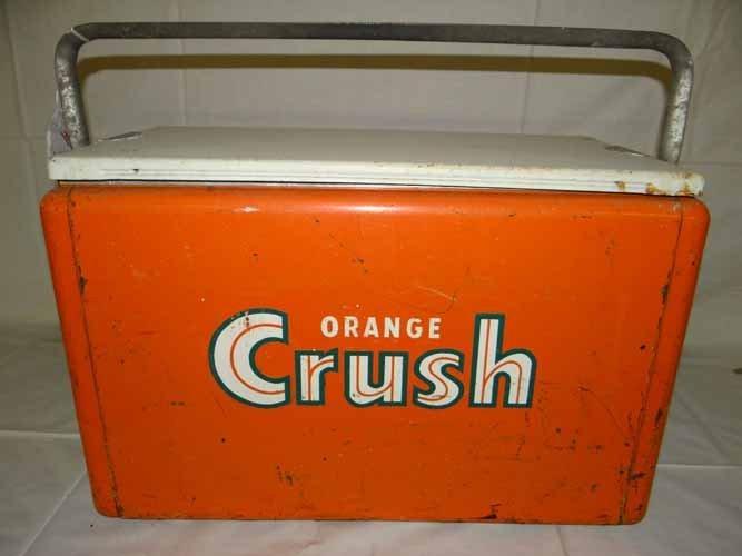 Orange Crush Cooler
