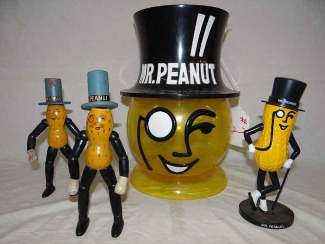 Mr. Peanut Items