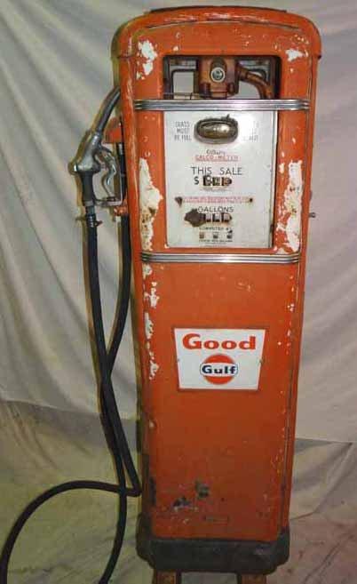 gilbarco gas pump. gilbarco gas pump l