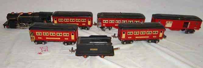 Lionel (7) Pc Train Set