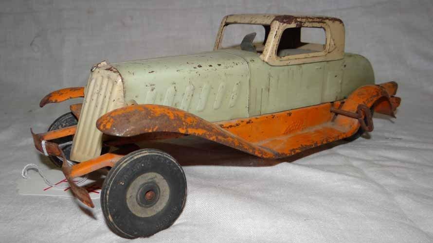 Pressed Steel Girard Car