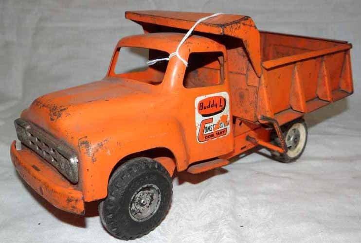 Buddy L Construction Dump Truck