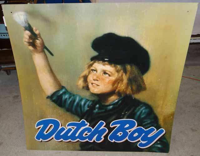 Dutch Boy Paint Advertising Poster - 2