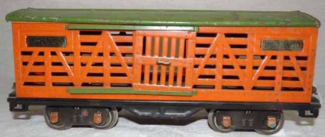 Lionel Standard Gauge Stock Car (#513)