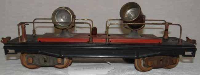 Lionel Standard Gauge Search Light Car,