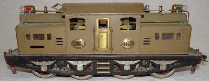Lionel Standard Gauge(# 402) Engine,