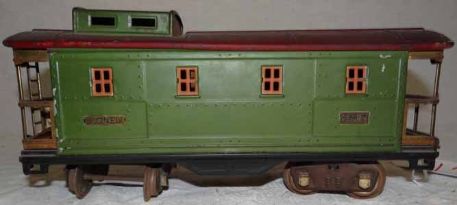 Lionel Standard Gauge Caboose (#517)