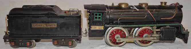 Lionel Standard Gauge Engine