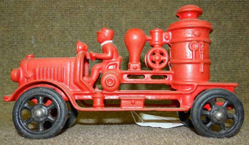 Hubley Fire Engine