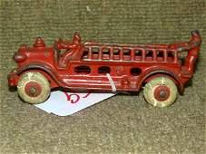AC Williams Fire Truck