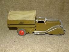 Marx Army Truck