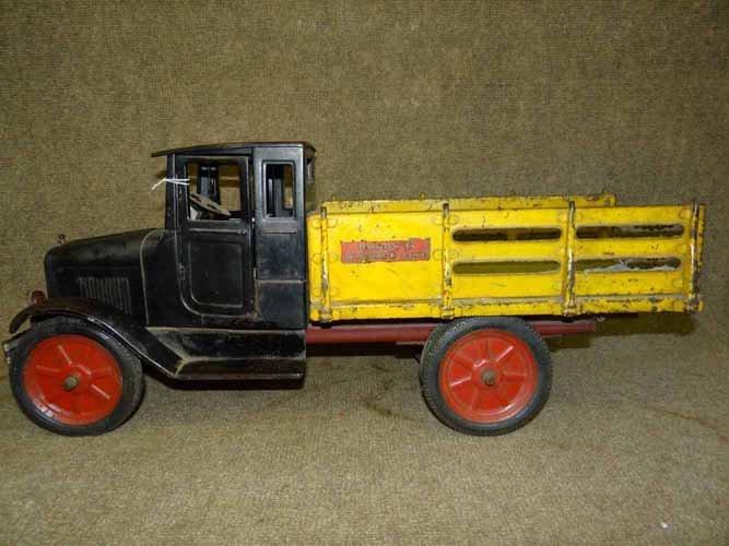 Buddy L 1931 Baggage Truck