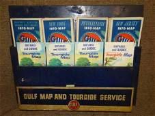 Gulf Map Rack