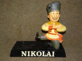 Nikolai Vodka Display