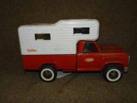 Tonka Camper Truck