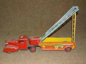 Wyandotte Fire Truck