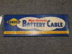 Sunoco Battery Cable
