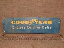 Goodyear Fan Belt Rack