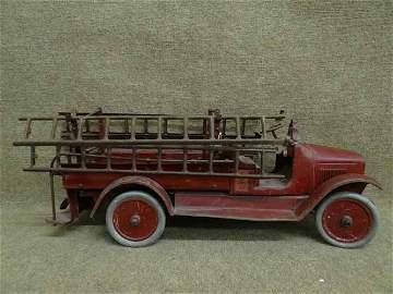 Buddy L Ladder Truck