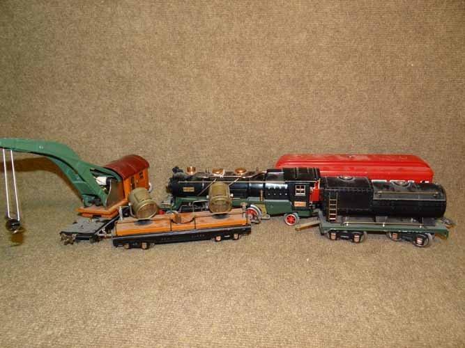Lionel Train Items
