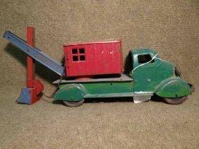 Marx Studebaker Truck