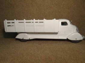 Marx Studebaker Stake Truck