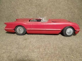 Hubley Corvette