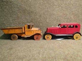 (2) Wyandotte Vehicles