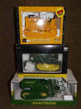 (3) John Deere Items
