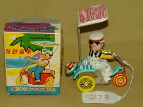 """""""tricycle With Bell"""" Toy"""