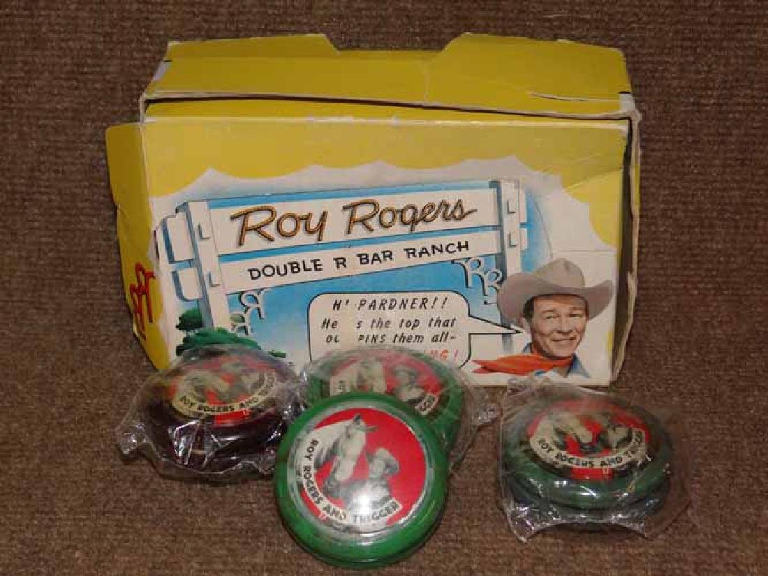 1940's Roy Rogers Round Up King Tops