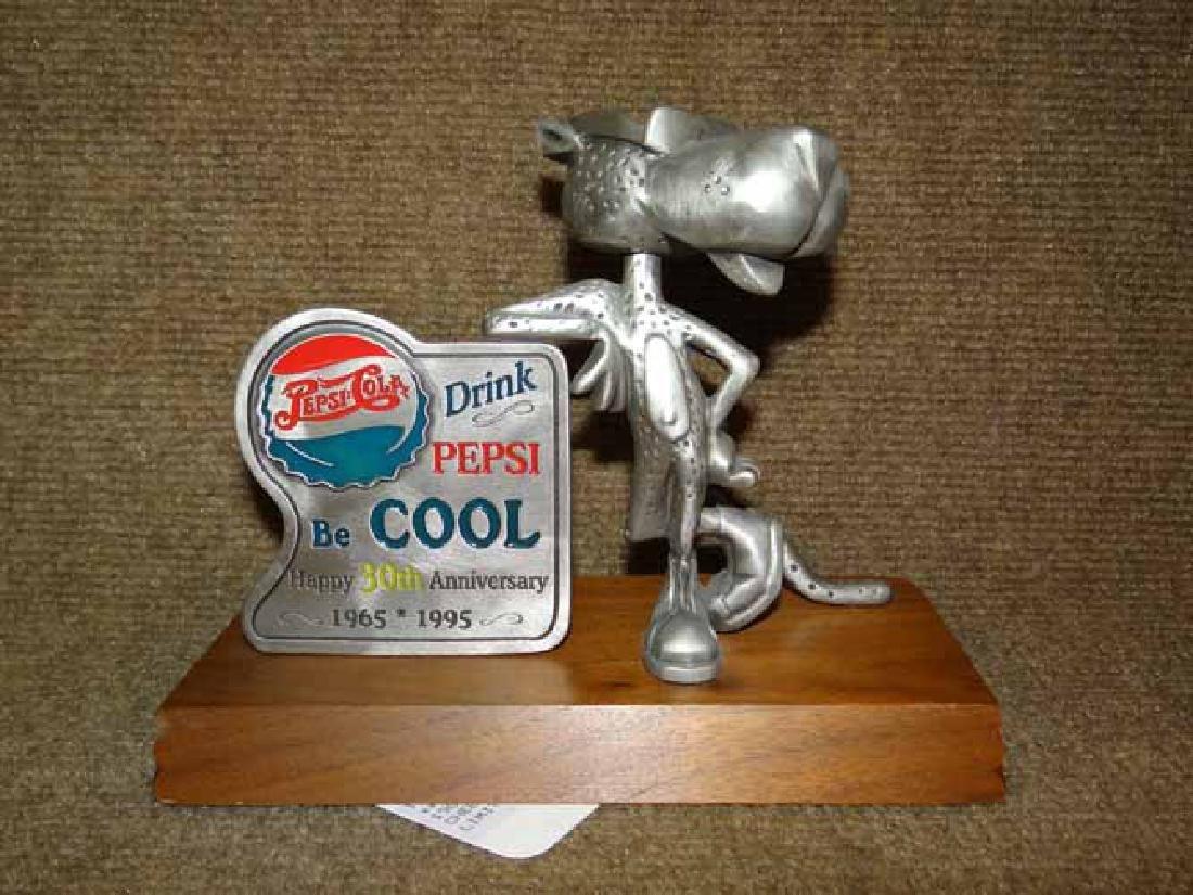 Cheetos Chester Cheetah  & Pepsi Cola Award