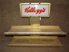 Kellogg's Cereal Display Rack