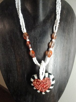 7: Hand Made necklace