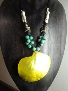 10: Hand made necklace