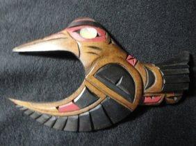 Northwest Coast Native Hummingbird