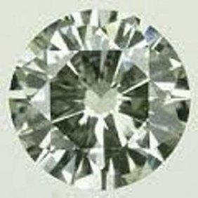 19: 0.49 ct Green Diamond -SI - No treatment