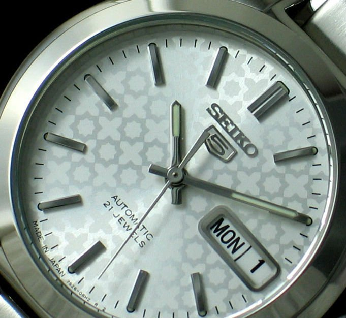 Seiko 5 Automatic Watch - Made in Japan