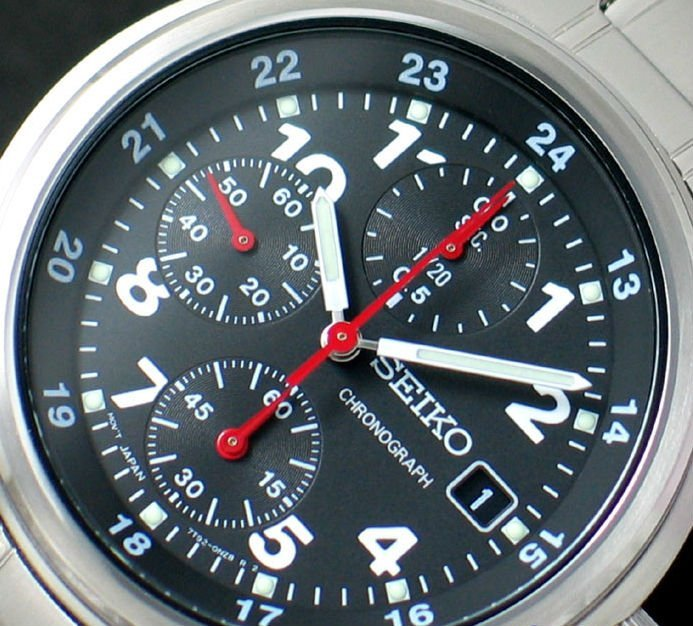 Seiko Men Military Watch