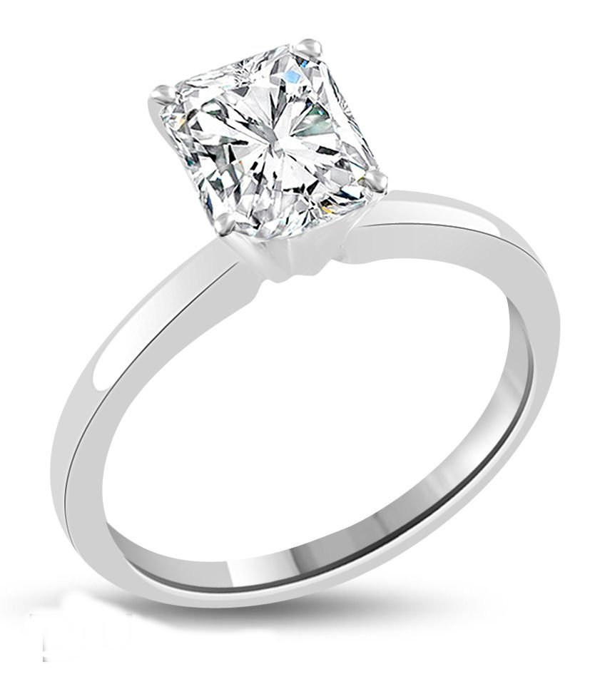 Stunning 1.51 ct Diamond Ring - G/SI1
