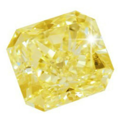 Yellow Diamond 1.16 ct - IF - GIA (No Treatment)