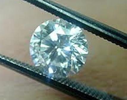Diamond --1.07 Carat- SI2 - J