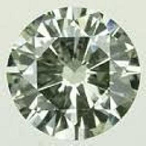 0.76 ct Natural Green Diamond