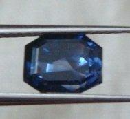 The Rare Kashmir Sapphire 3.73 cts- GIA & IGI Appraisal