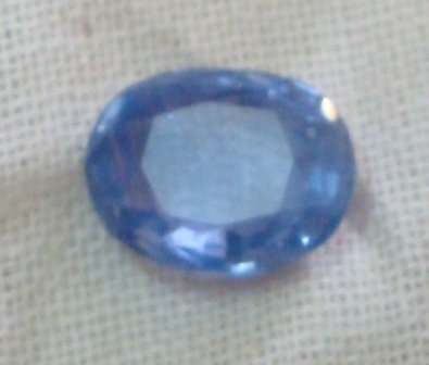 Ceylon Blue Sapphire 3.40 Ct - Vvs(no Treatment)