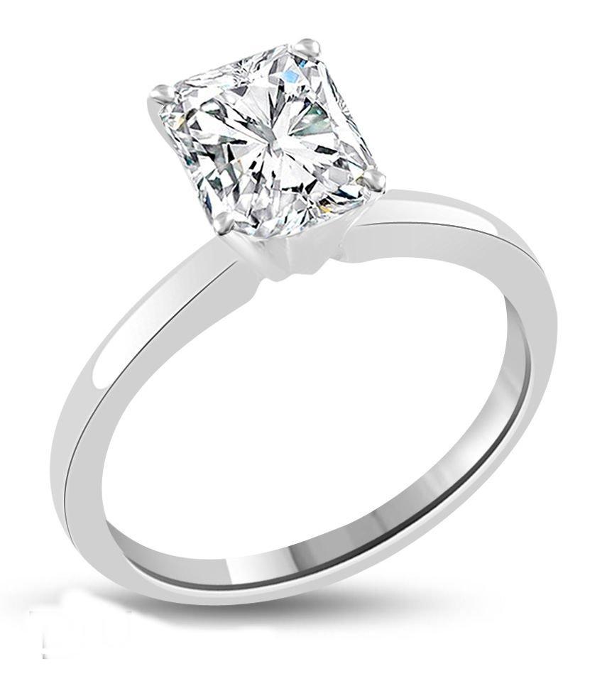 Stunning 1.51 ct Diamond Ring - SI1