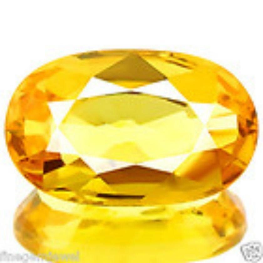 Ceylon Yellow Sapphire 1.40 ct
