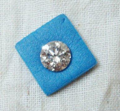 Diamond 2.03 ct - SI2/j