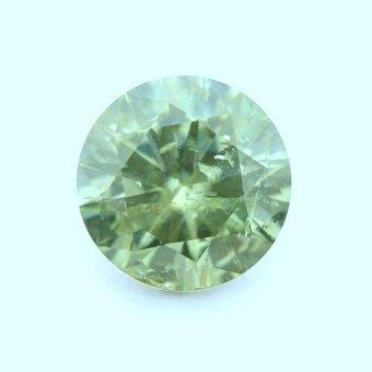 Natural Green Diamond 1.10 ct - GIA Certified