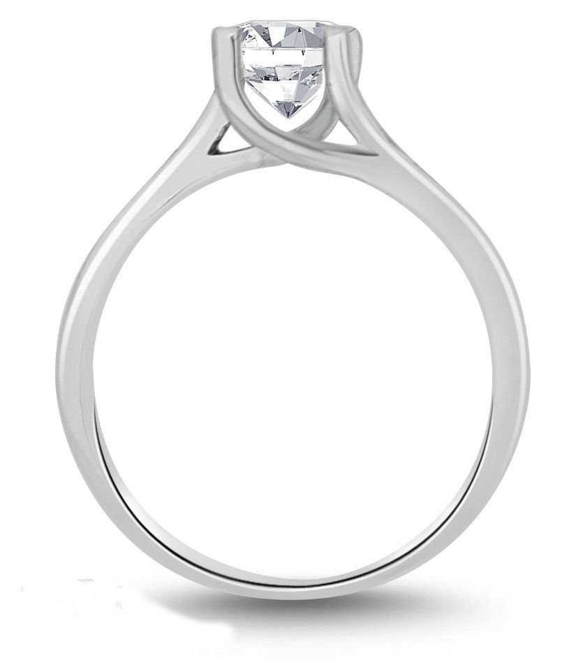 Stunning Diamond Ring 1.25 ct D/VS2 - 2